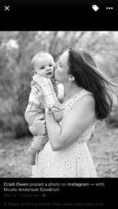 Pregnancy Tummy New Mom